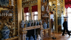 Porcelain room at Charlottenburg