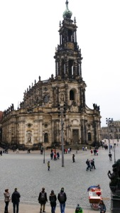 Katholische Hofkirche, Dresden (the Catholic Cathedral)