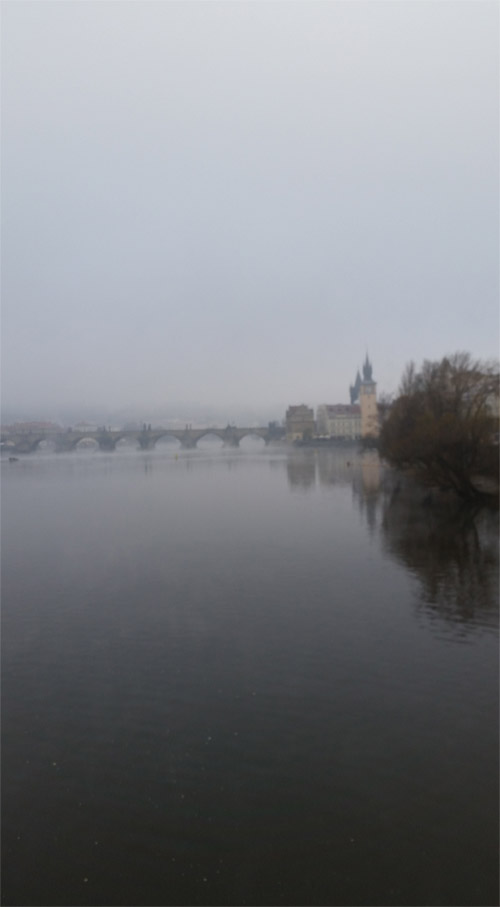 Early Morning Prague