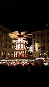 Christmas Market, Dresden
