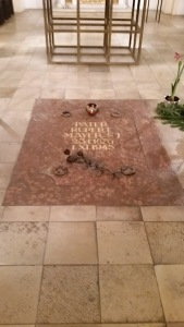 Tomb of blessed Ruppert Mayer