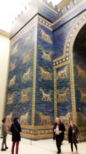 Ishtar Gate, now in Berlin.