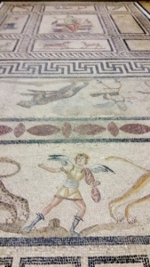A Roman Mosaic, in Berlin
