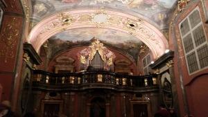 Mirror Chapel, Klementinum, Prague