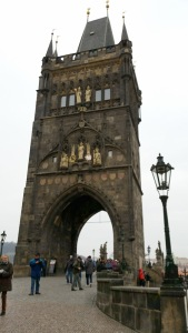 Bridge Tower, Prague