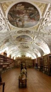 Monastery library