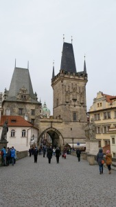 Near Charles Bridge