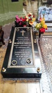 Tomb of Martin de Porres