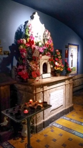 Tomb of Saint Rose of Lima