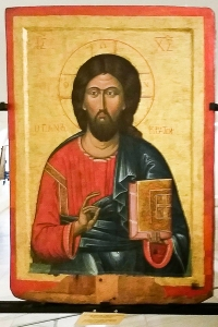 Icon from Sofia, Bulgaria