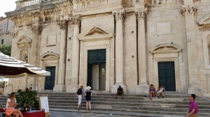 Dubrovnik cathedral.