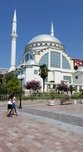 Shkodra mosque.