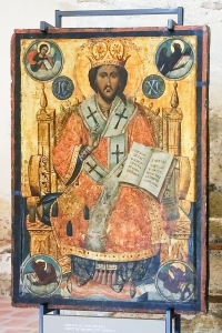 Icon from Bulgaria.
