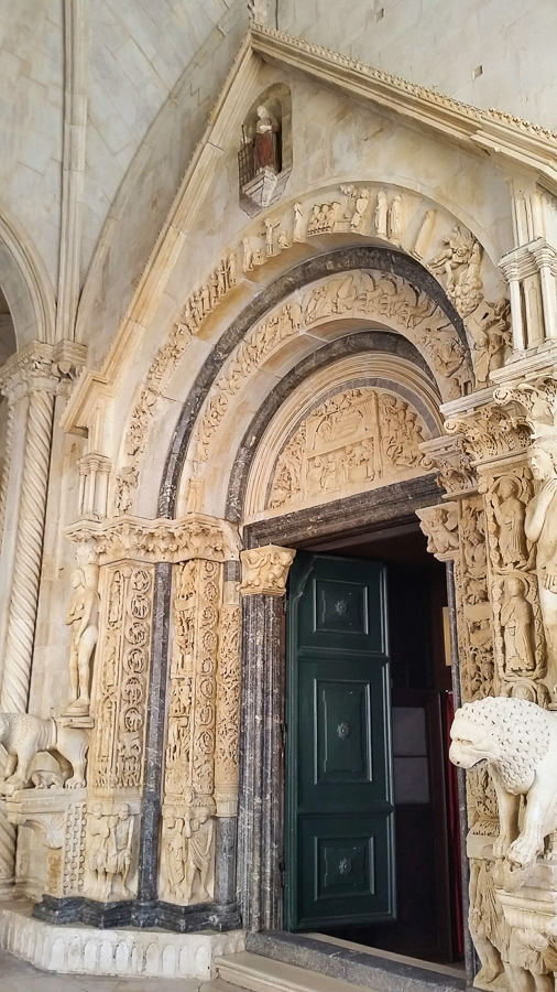 Portal of the Cathedral.
