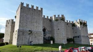 Castle. Prato, Italy.