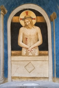 Fresco from Florence, Italy.