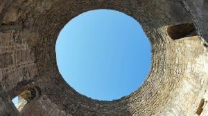The vestibule portal.