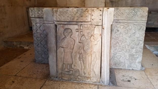 Baptistery.