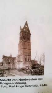 Tower, after bombing.
