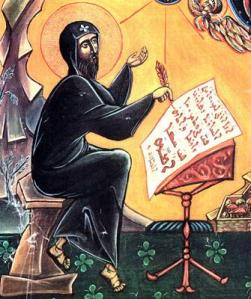 Saint Ephrem the Syrian.
