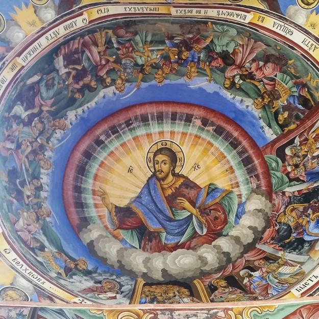 Fresco from Bulgaria.