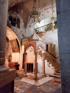 The Armenian gallery